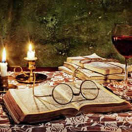 Ken Smith - Night Reading