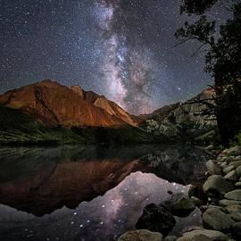 Night Reflections by Melany Sarafis