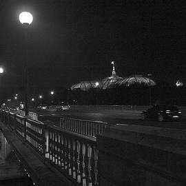 Chuck Kuhn - Night scene Paris