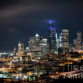 Pavel Gorbachov - Night Seattle...