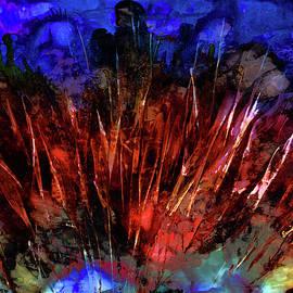 Bonfire by Eunice Warfel