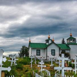 David Arment - Ninilchik Russian Orthodox Church