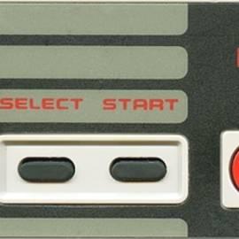 Aaron Berg - Nintendo NES Controller