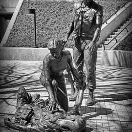 NJ Vietnam Veterans Memorial by Paul Ward