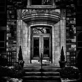 Brian Carson - No 2 Glen Elm Avenue Toronto Canada