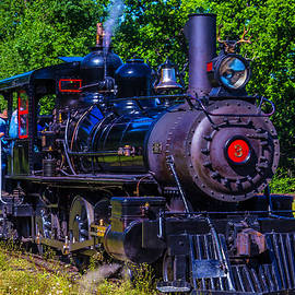 Garry Gay - No 3 Jamestown Steam train