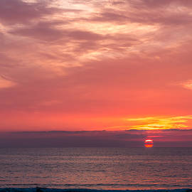 Newport Beach Sunset by Patti Deters