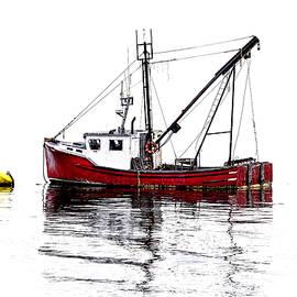 Marty Saccone - No Name Fishing Boat