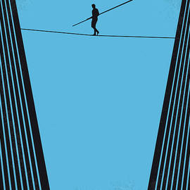 No796 My The Walk minimal movie poster - Chungkong Art