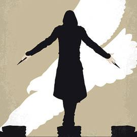 Chungkong Art - No798 My Assassins Creed minimal movie poster