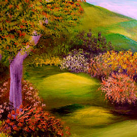Nobby Hill by Sandra Young Servis