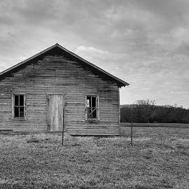 Nobody is home. by Mary Halpin