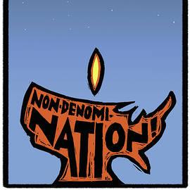Non-denomination by Ricardo Levins Morales