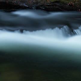 Noontootla Creek #3 by Paul Rebmann