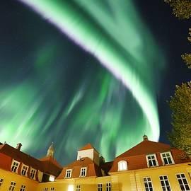 David Broome - Nordic Cultural Landscape Aurora