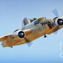 North American B-25 Mitchell Bomber Pacific Princess