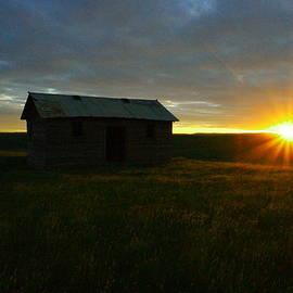 Jeff Swan - North Dakota Morning