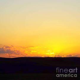 Christoph Decker - North Dakota Sunrise
