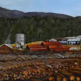 Mary Beth Harrison - North Fork Mill