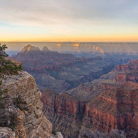 Brian Harig - North Rim Sunrise 3 - Grand Canyon National Park - Arizona
