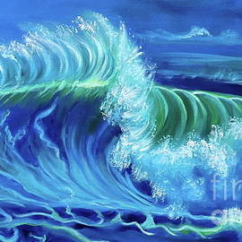 North Shore Wave by Jenny Lee