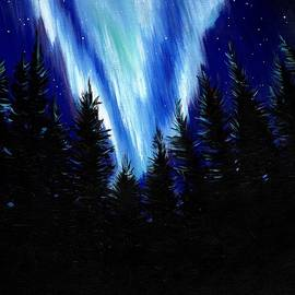 Alison Newth - Northern Lights