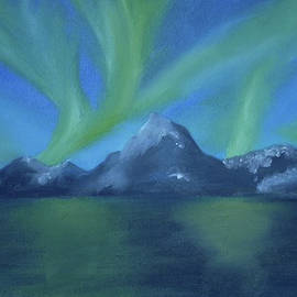 Northern Lights in Norway by Vincent Consiglio