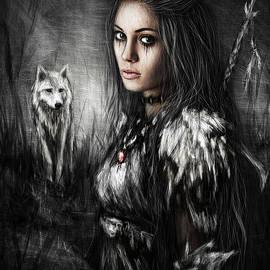 Justin Gedak - Northern Wolf