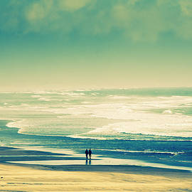 Amyn Nasser - Nostalgic Oceanside Oregon Coast