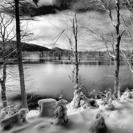 David Patterson - November on West Lake
