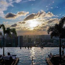 GANJI SAKAMOTO - . the Infinity Pool Of Marina Bay