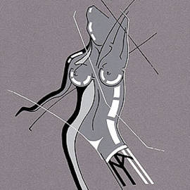 Nude by David Hargreaves