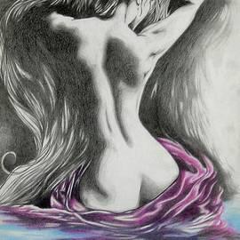 Nudo Di Donna # 4  by Federico De muro