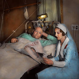 Mike Savad - Nurse - Comforting thoughts 1933