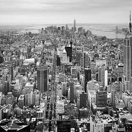Nina Papiorek - NYC Aerial