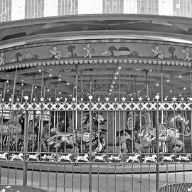 NYC Central Park Carousel