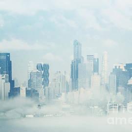 Regina Geoghan - NYC Foggy Day Blues