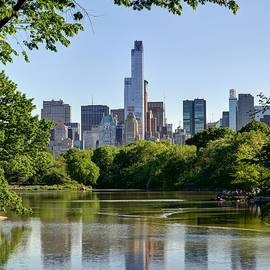 Bob Cuthbert - NYC from Central Park 2