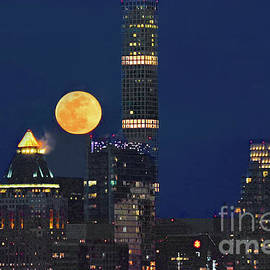 Regina Geoghan - NYC March Full Moon