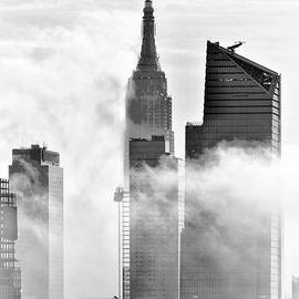 Regina Geoghan - NYC Morning Fog