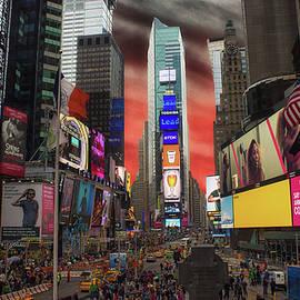 Martin Newman - NYC Times Square