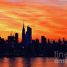 Regina Geoghan - NYC Valentine Sunrise