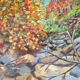 Charme Curtin - Oak Creek Canyon