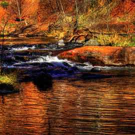 Roger Passman - Oak Creek Cascade