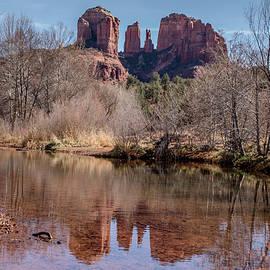 Oak Creek Reflections by Teresa Wilson