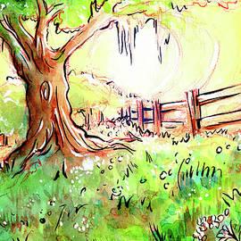 Oak Tree Hill by Nada Meeks