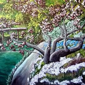 Irving Starr - Oak Tree in a Meadow