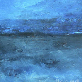 Ocean Blues 2 by Jane See