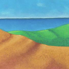 Anne Katzeff - Ocean Daybreak