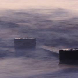 Ocean Jetty by Buddy Scott